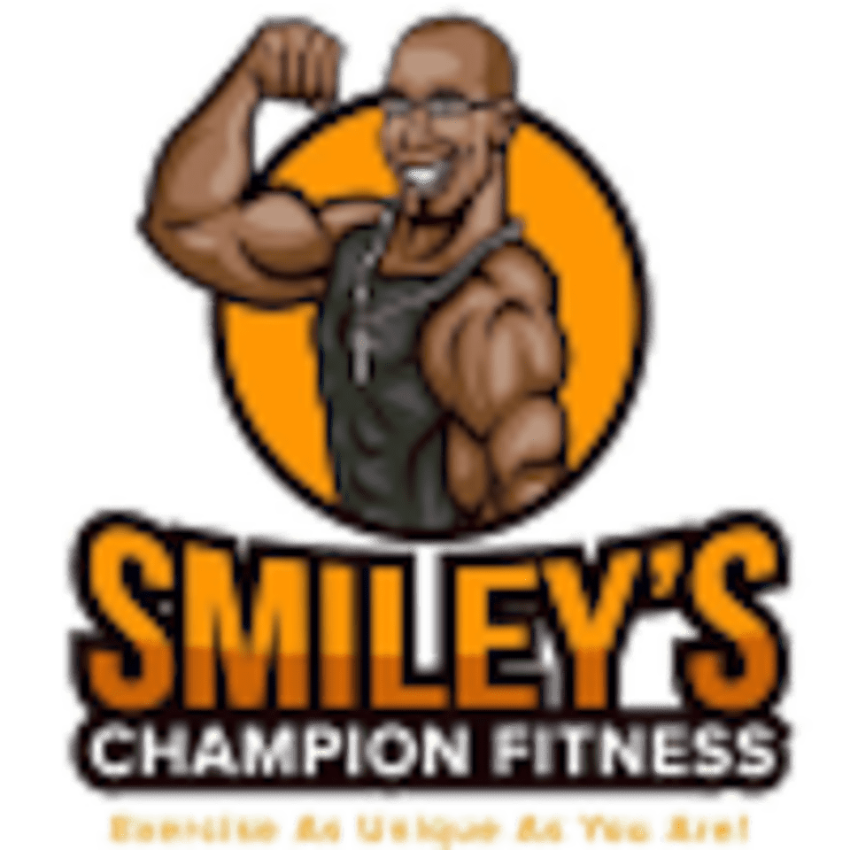 Smiley Champions Fitness logo
