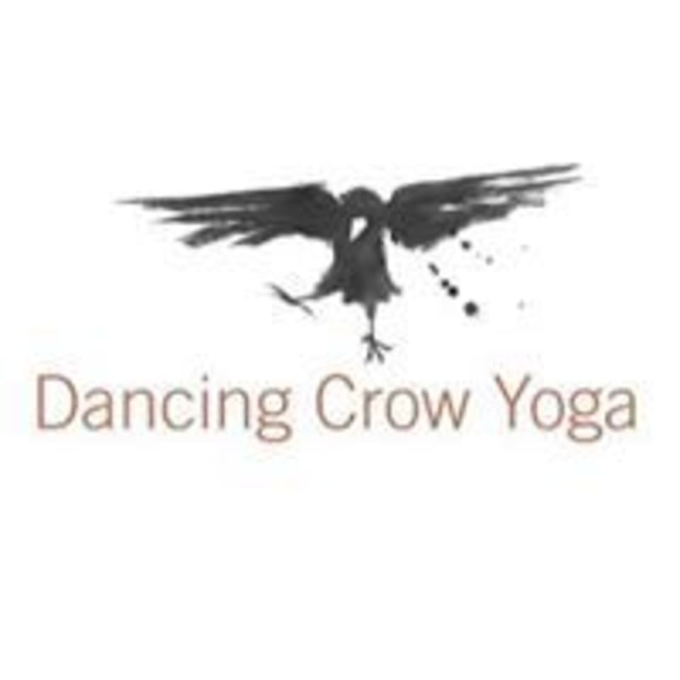 Dancing Crow Yoga logo
