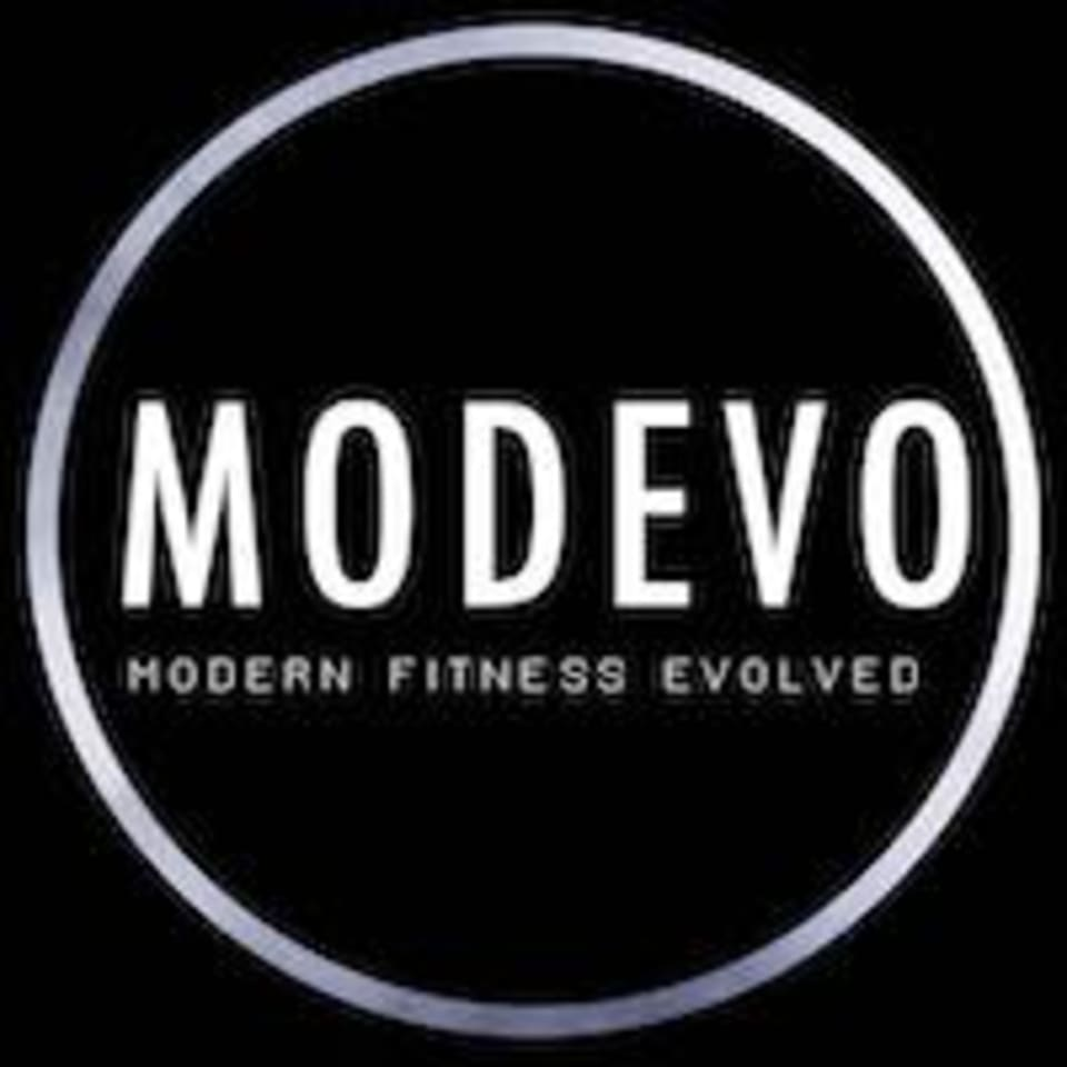 Modevo Fitness logo