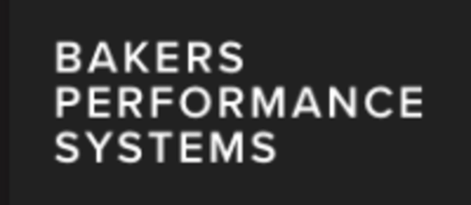 Baker's Performance Systems logo