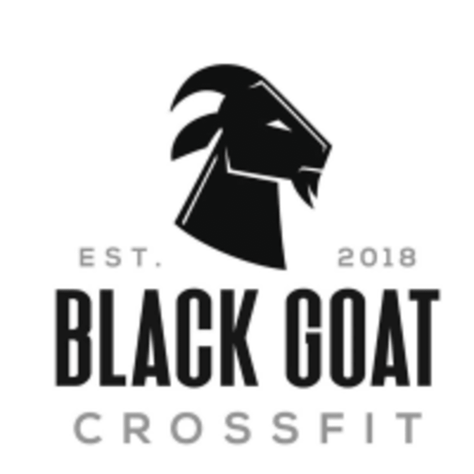 Black Goat CrossFit logo