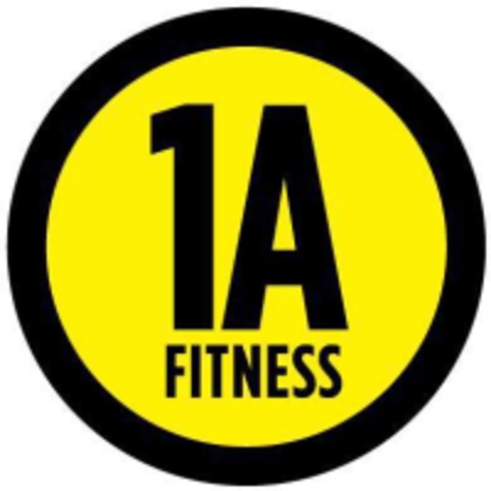 1A Fitness logo