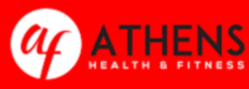 Athens Health & Fitness  logo
