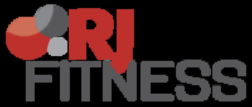 RJ Fitness logo
