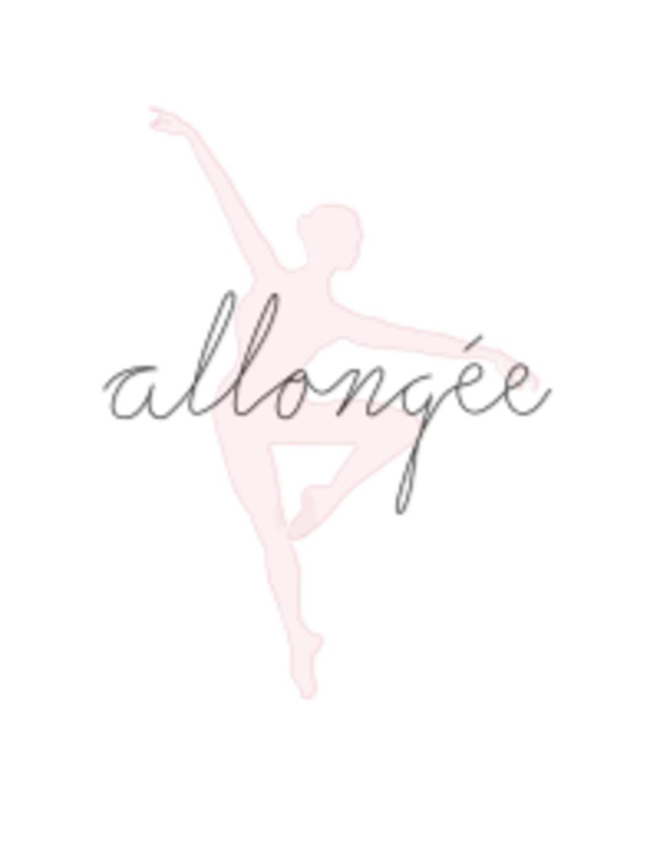 Allongée NYC Pop-Up logo
