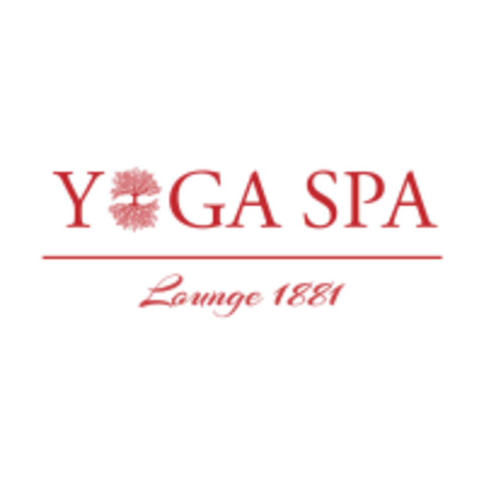 Yoga Spa Lounge 1881 logo