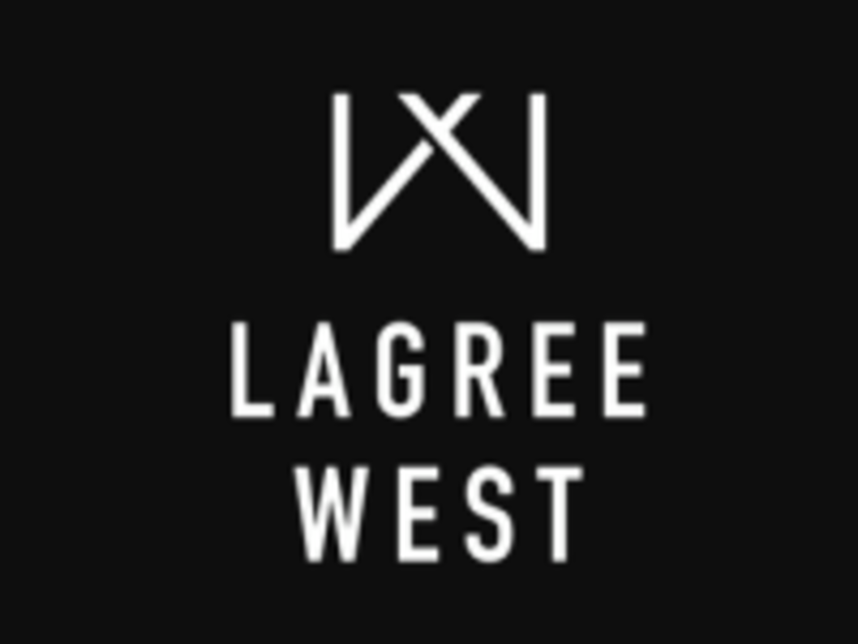 Lagree West  logo