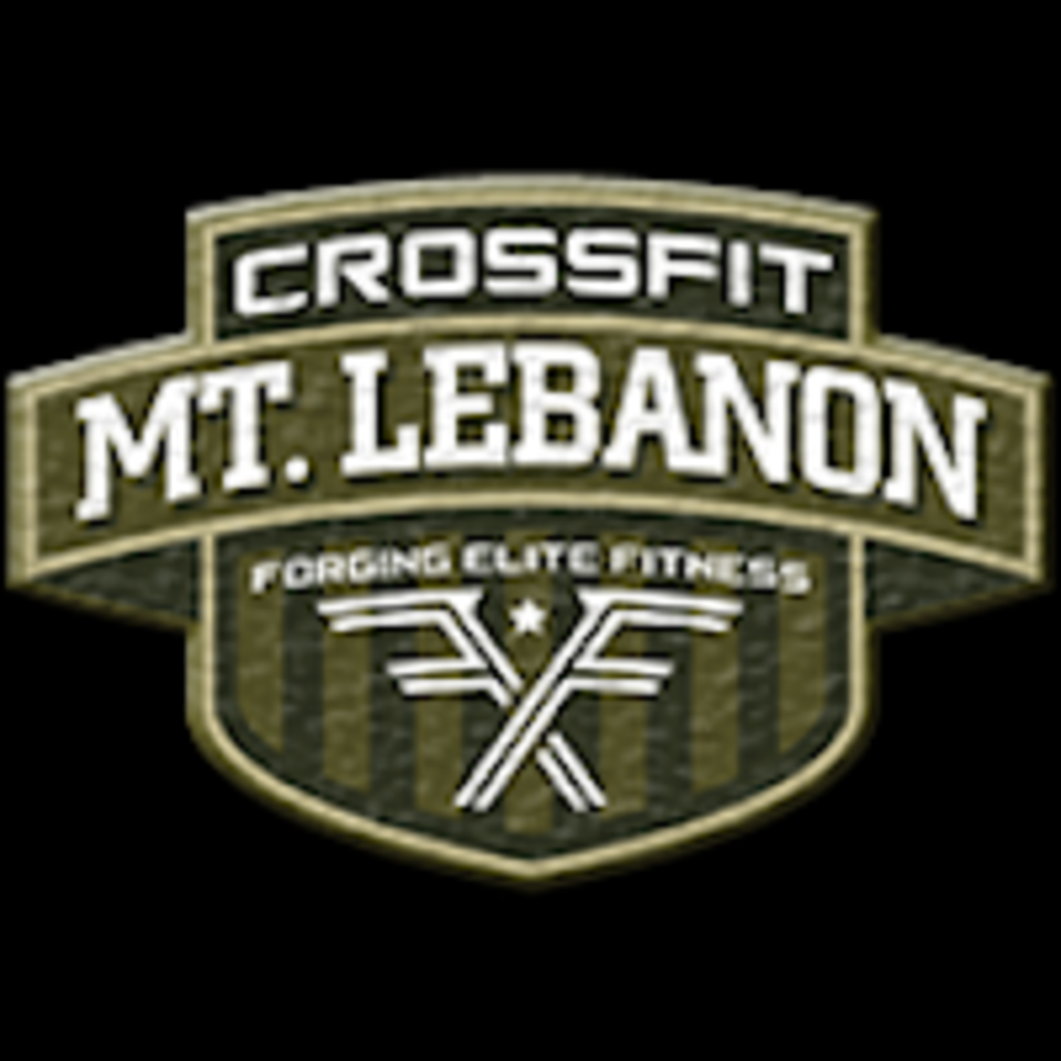 CrossFit Mt. Lebanon logo
