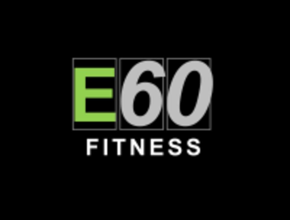 E60 Fitness logo