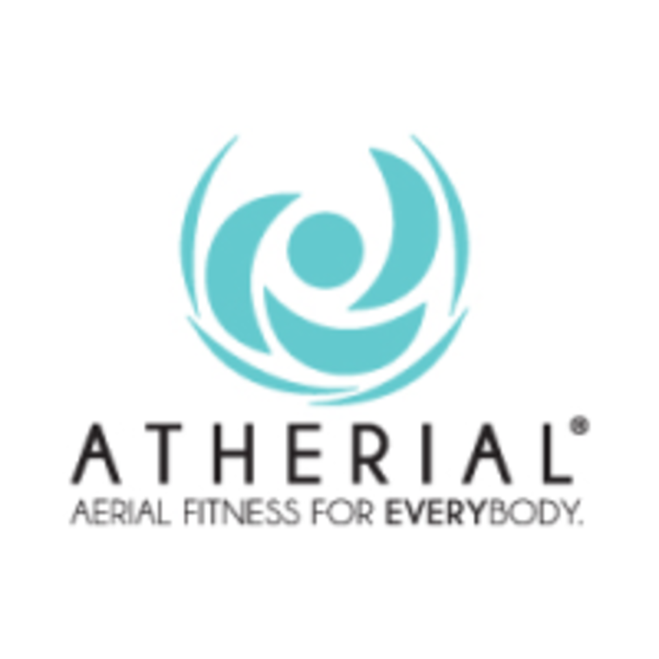 Atherial Aerial Yoga and Barre Fitness logo