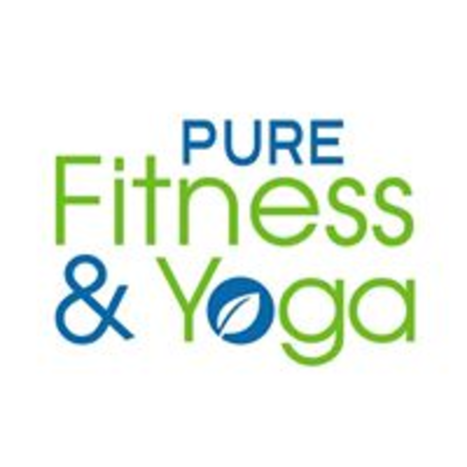 Pure Fitness and Yoga logo