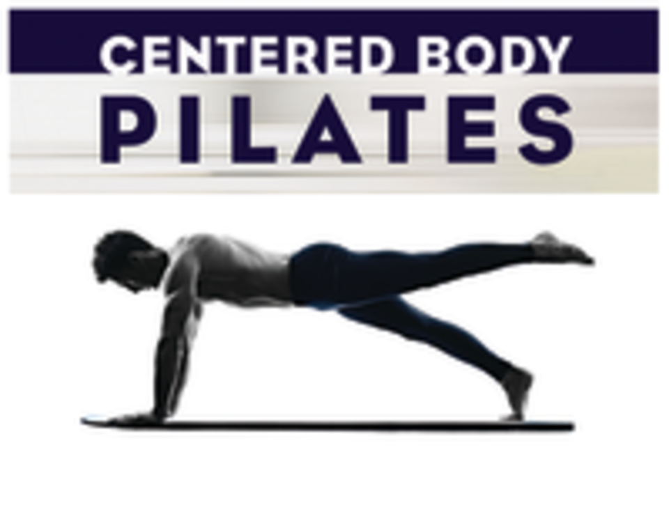 Centered Body Pilates logo