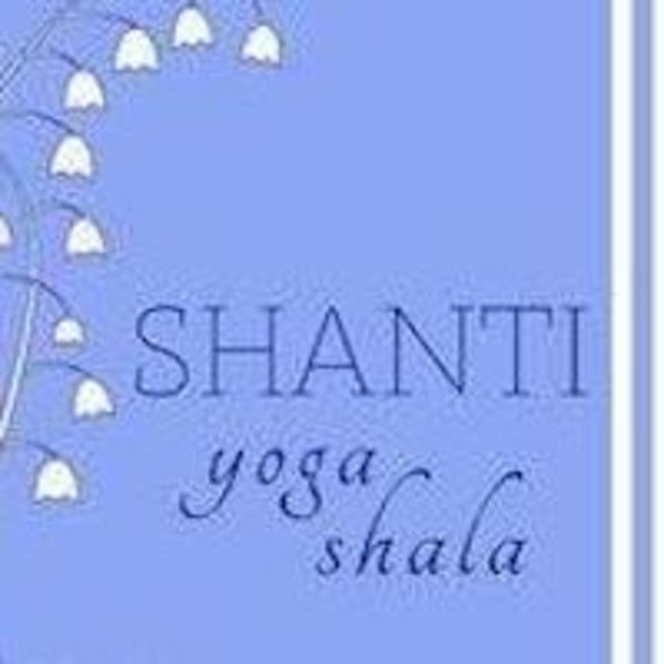 Shanti Yoga Shala logo