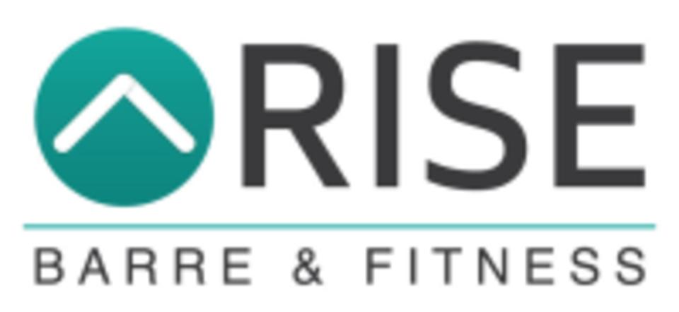 RISE Barre & Fitness logo