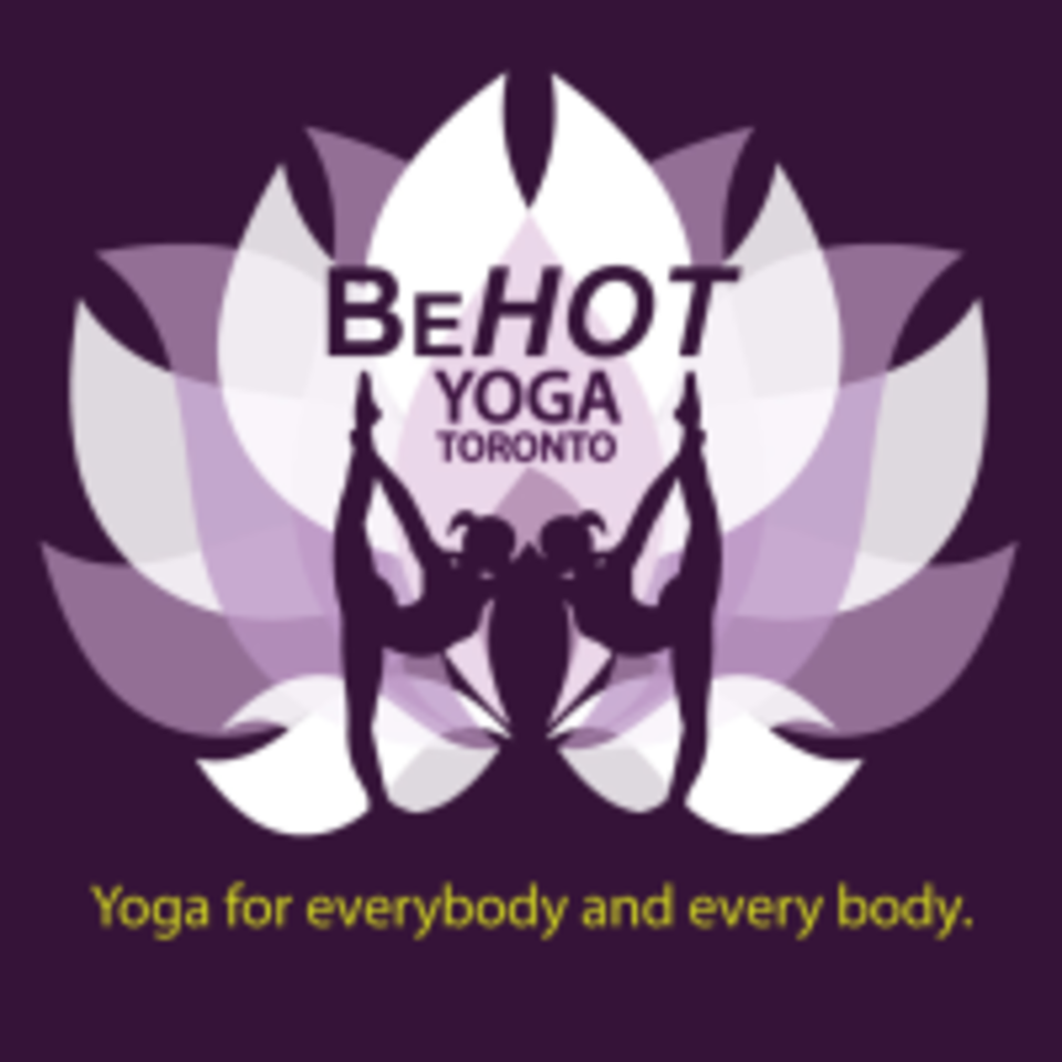 BeHot Yoga Toronto logo