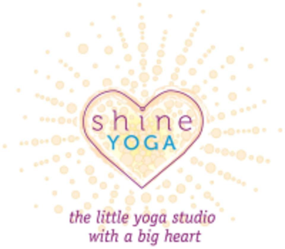Shine Yoga logo