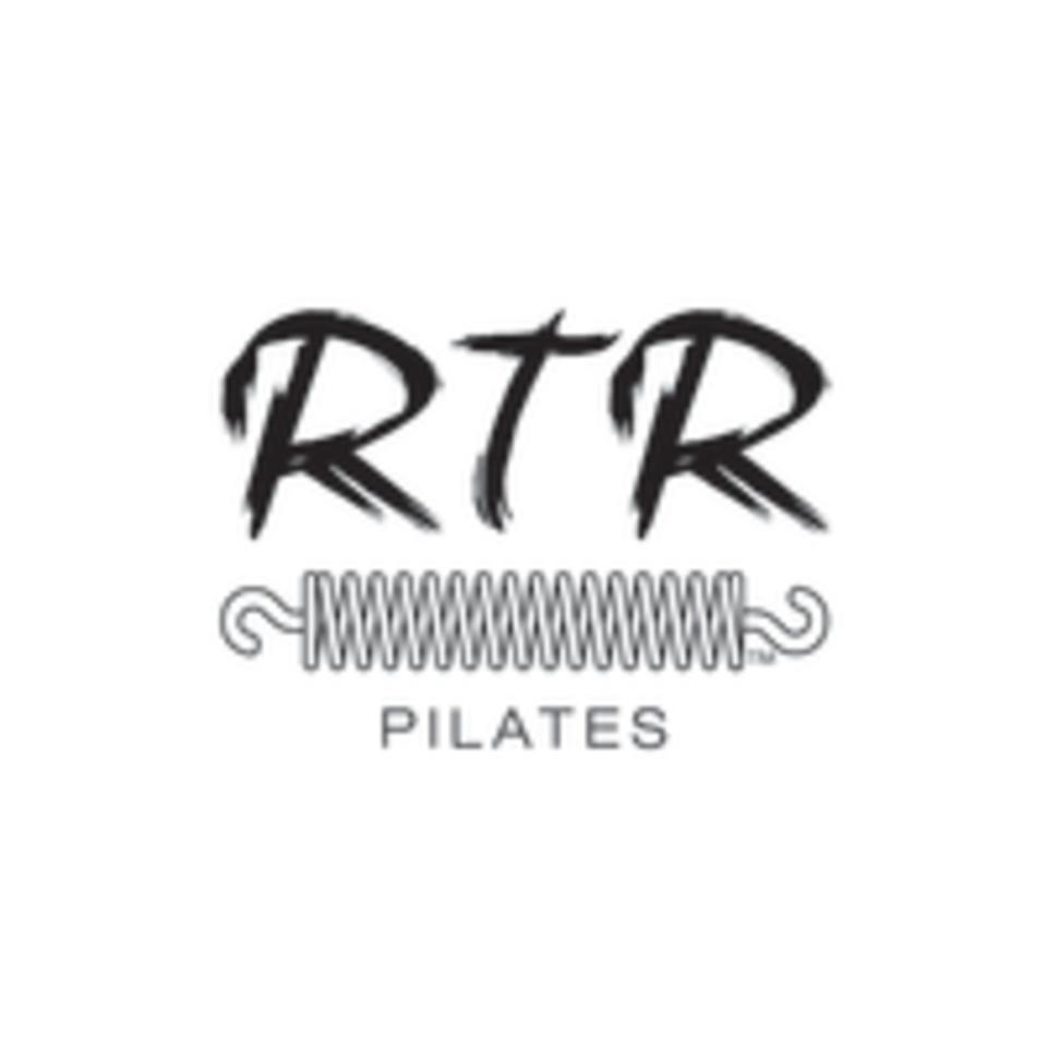 RTR Pilates logo