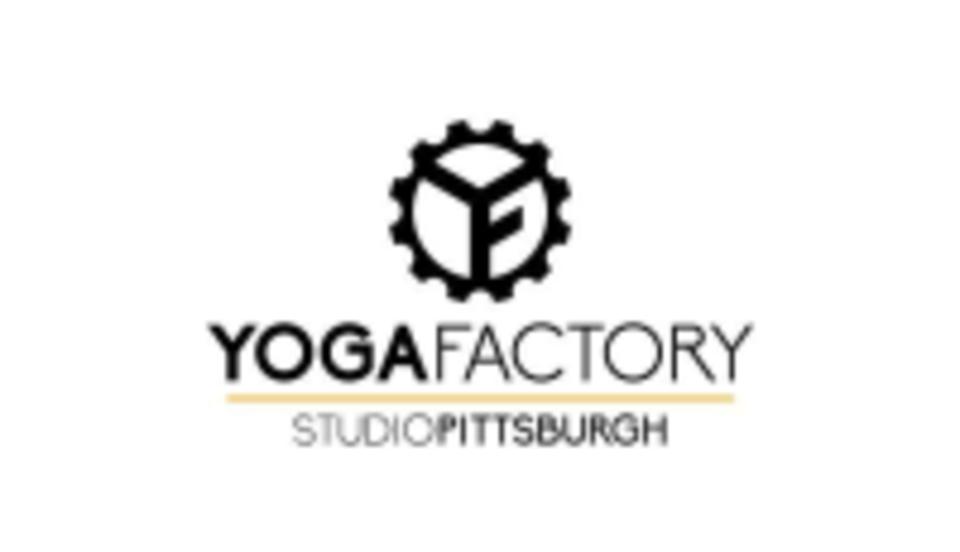 Yoga Factory Pittsburgh logo