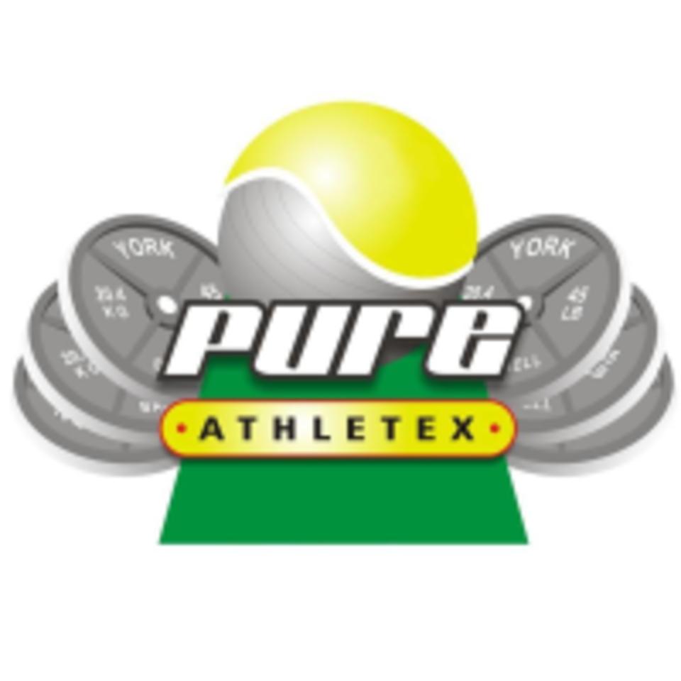 Pure Athletex Sportsplex logo