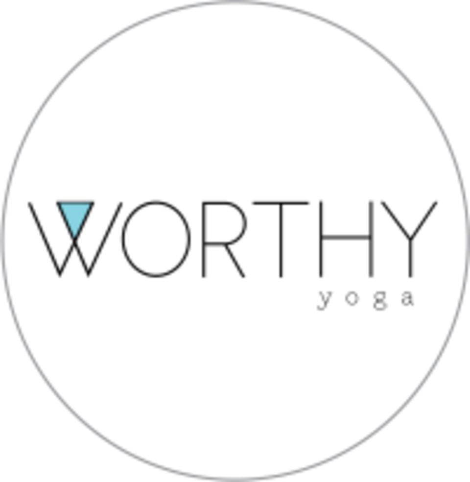 Worthy Yoga logo