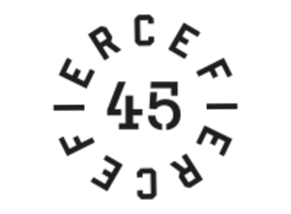 Fierce45 logo