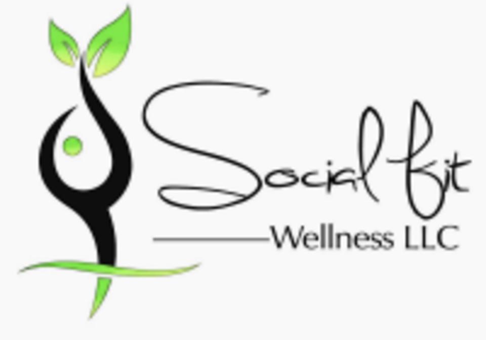 Social Fit Wellness logo