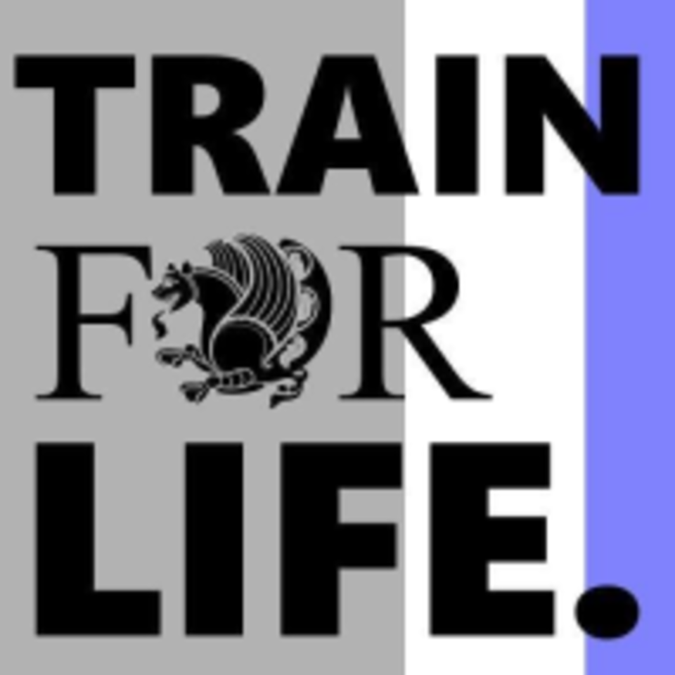 Train for Life logo