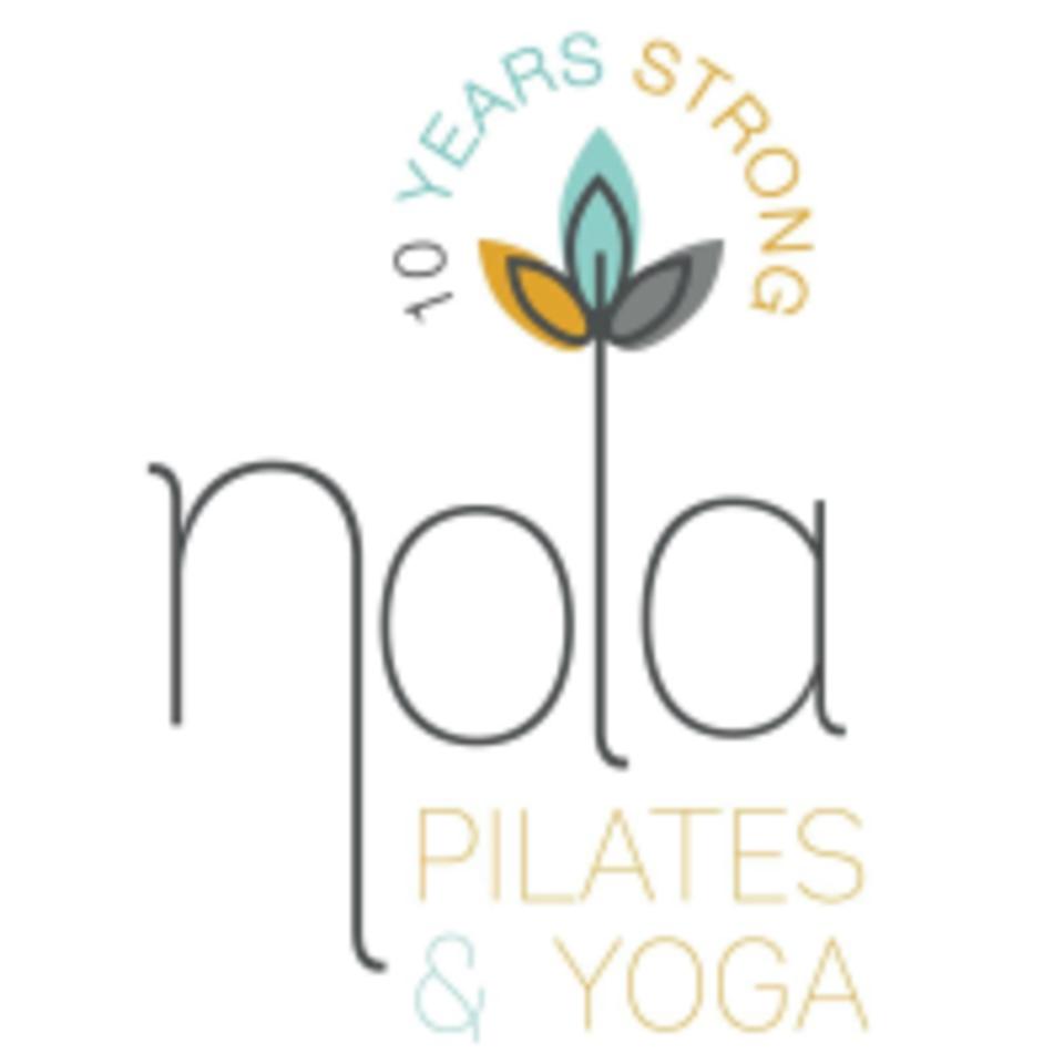 NOLA Pilates + Xtend Barre logo