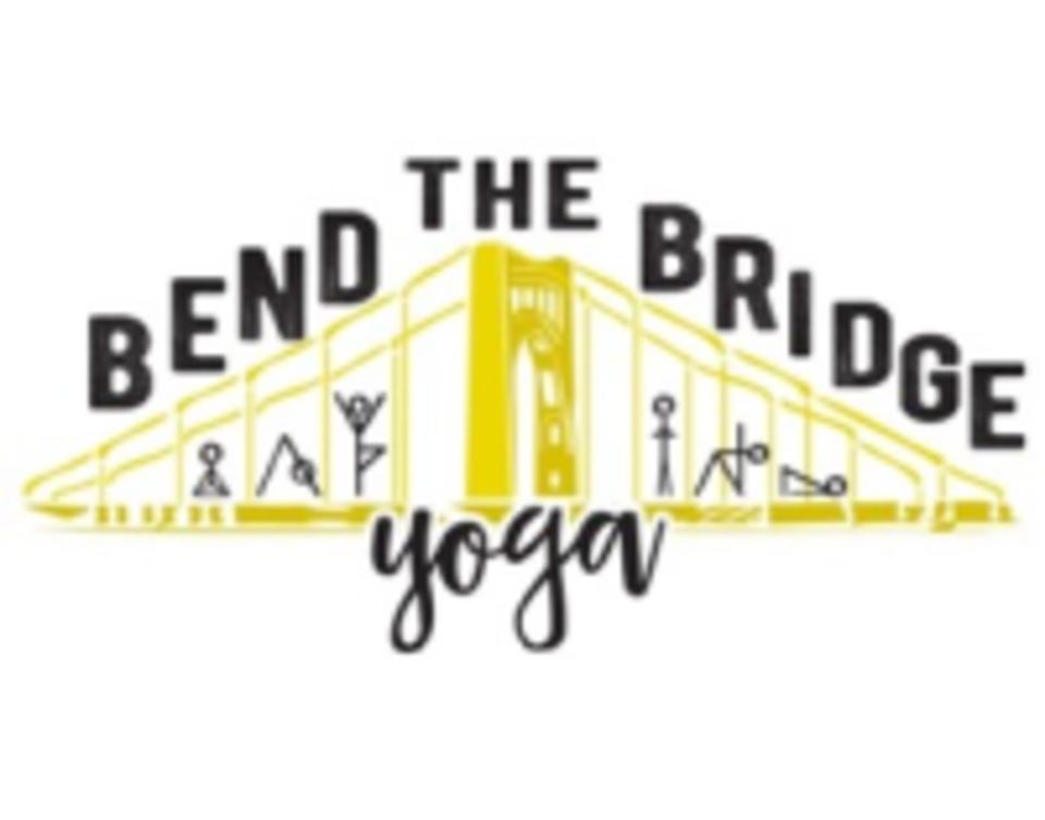 Bend the Bridge Yoga logo