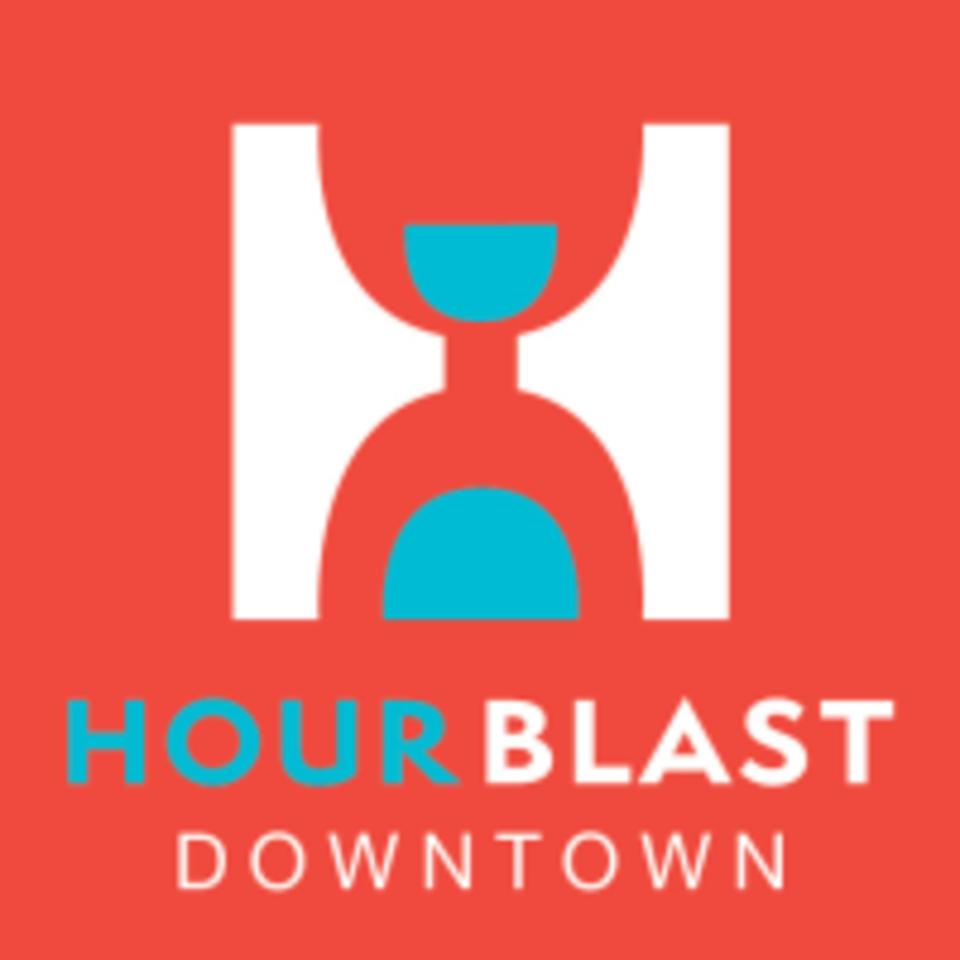 Hour Blast logo