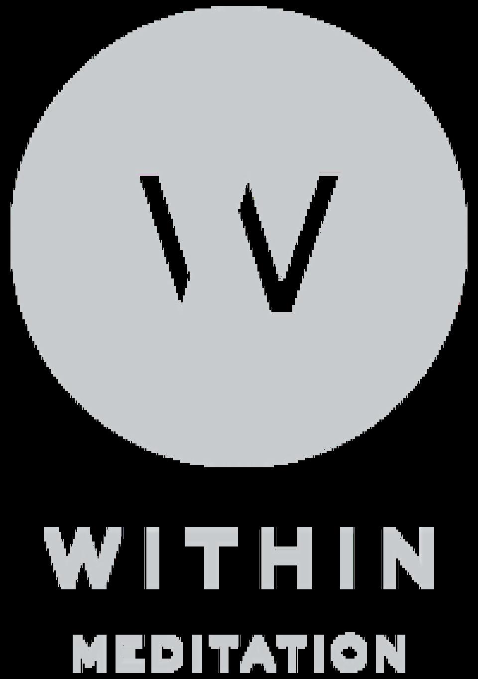 WITHIN Meditation logo
