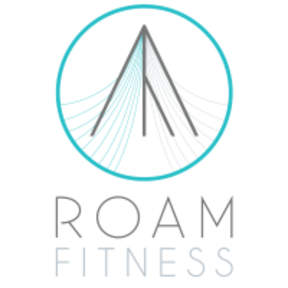 ROAM Fitness logo