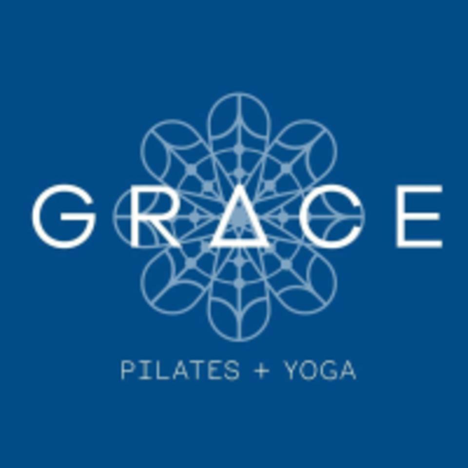 Grace Pilates and Yoga logo