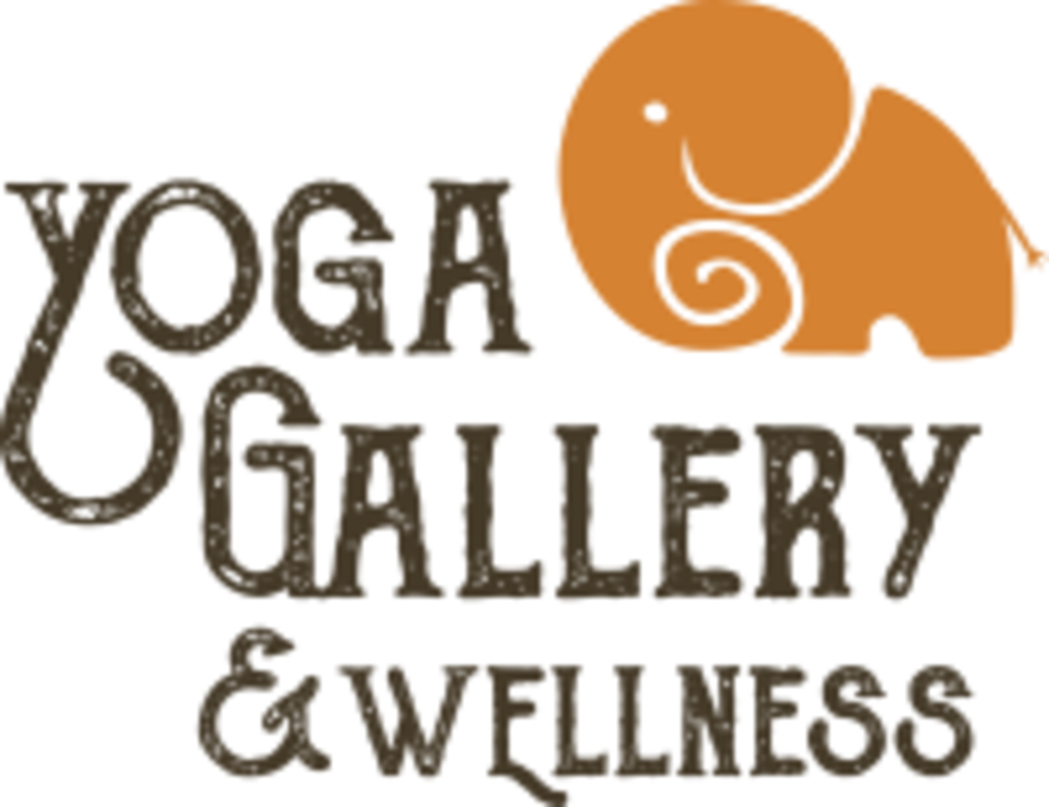 Yoga Gallery and Wellness logo