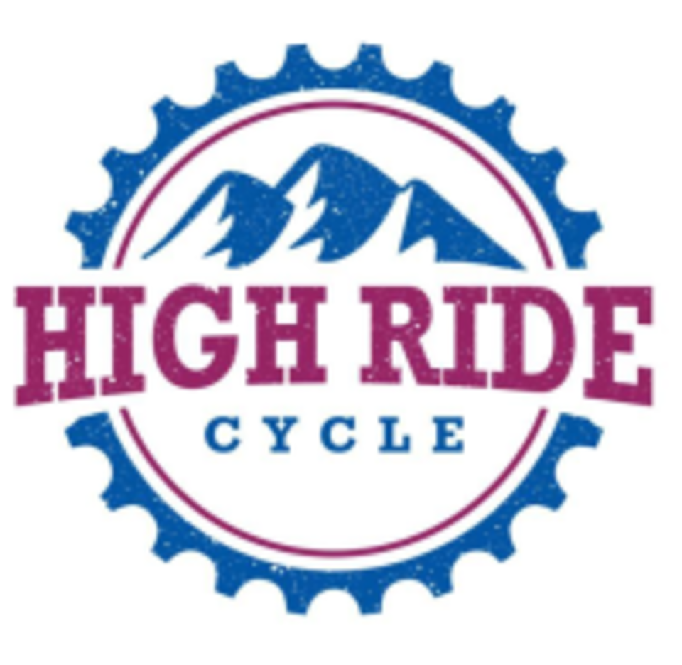 High Ride Cycle logo