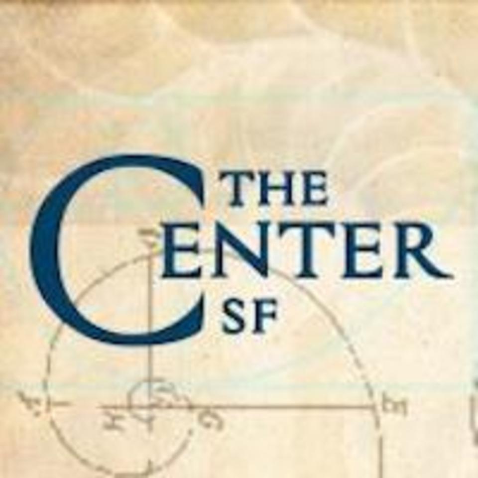 The Center SF logo