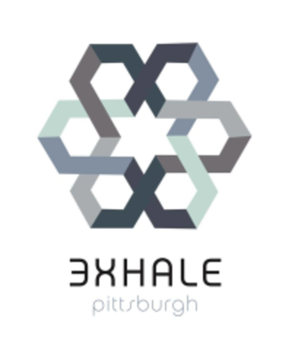 Exhale Pittsburgh logo
