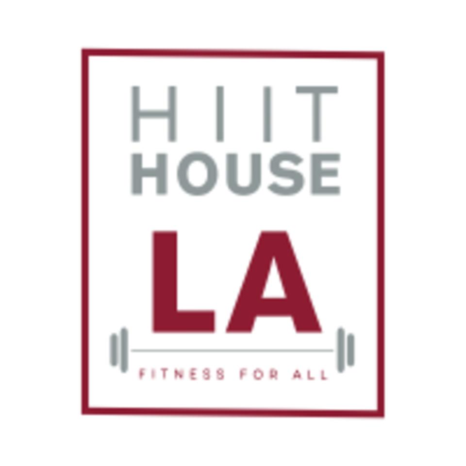 HIIT House LA logo
