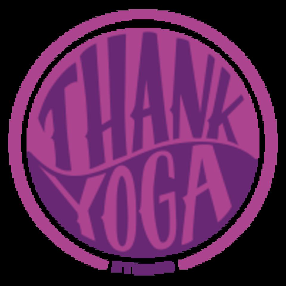 Thank Yoga logo