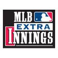 MLB extra innings logo