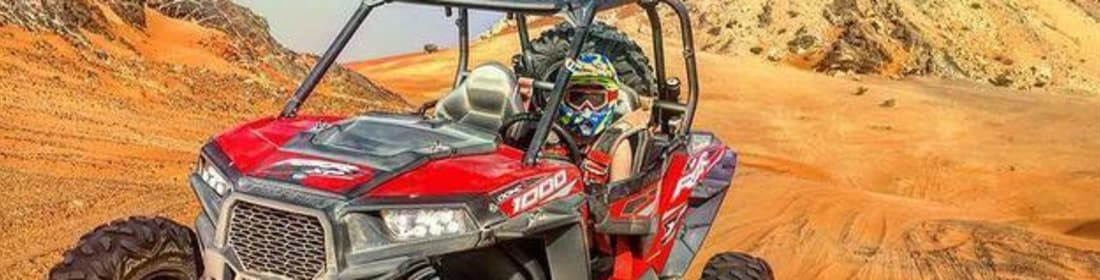 Dune Buggy Tours Experience in abu dhabi | use coupon