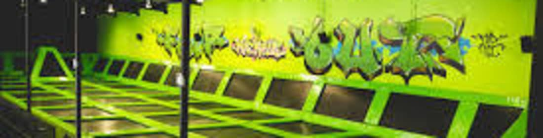 Trampoline Parks Experience in abu dhabi | use coupon