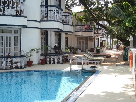 Sunset Beach Resort Candolim Beach North Goa Goa Room