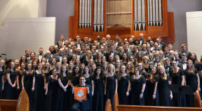 CU Men's Choir and CU Women's Choir
