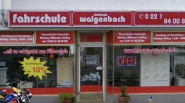 Fahrschule Christoph Walgenbach in Dellbrück
