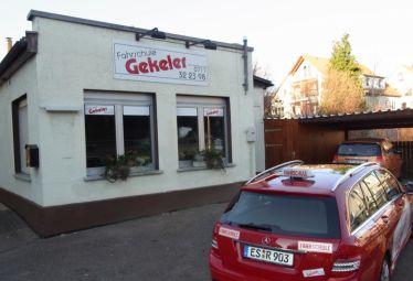Fahrschule Gekeler Peter - Esslingen/Oberesslingen in Oberesslingen