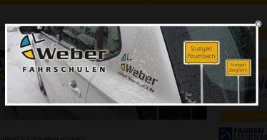 Fahrschule Weber - Engelbergstr. Stuttgart Bergheim 1