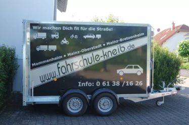 Fahrschule Michael Kneib - Bacchusweg in Harxheim