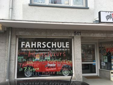 Fahrschule First Place in Bad Homburg