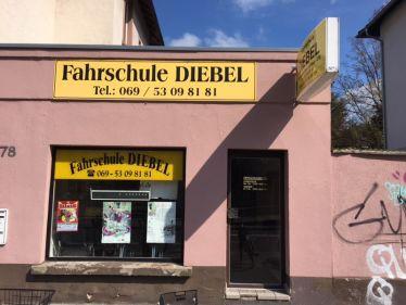 Fahrschule Hans-Heinrich Diebel in Eschersheim